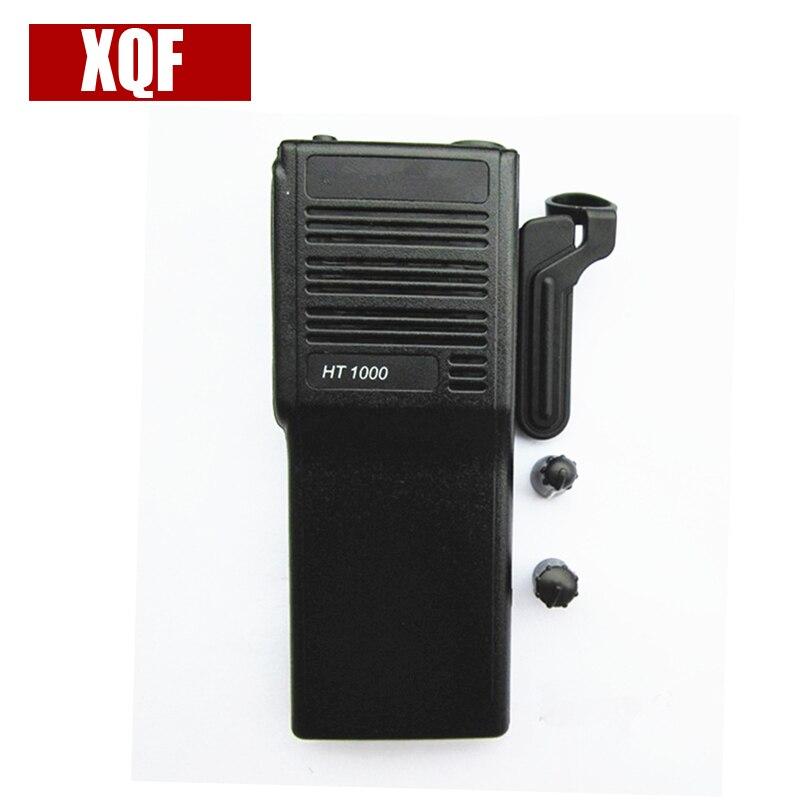 XQF новая запасная передняя внешняя крышка корпуса для Motorola Radio HT1000