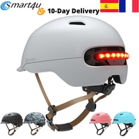 7 LED 2 in 1 Light Cycling Helmet Bike Ultralight Helmet Intergrally-molded Mountain Road Bicycle MTB Helmet Safe Men Women M-L