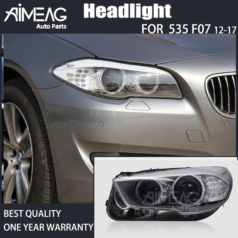 2010-2017 BMW 535i GT F07, sürücü adaptif HID far 21154