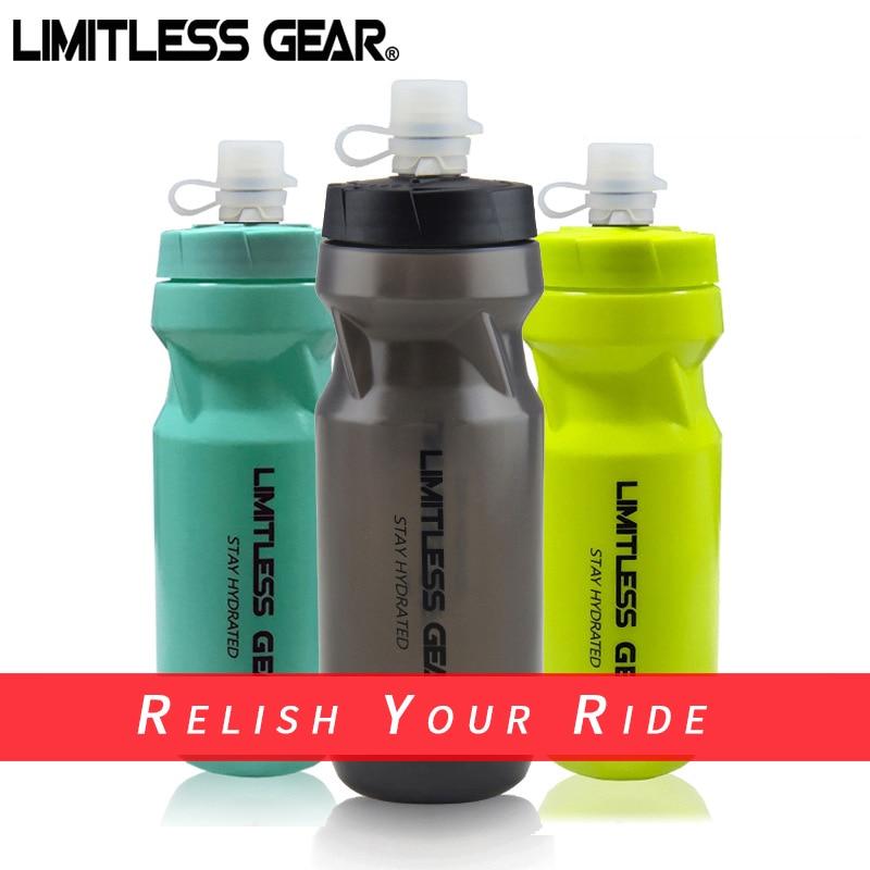 21oz Polar Bottle Breakaway Wave Lightweight Bike Water Bottle Cycling Water Bottle