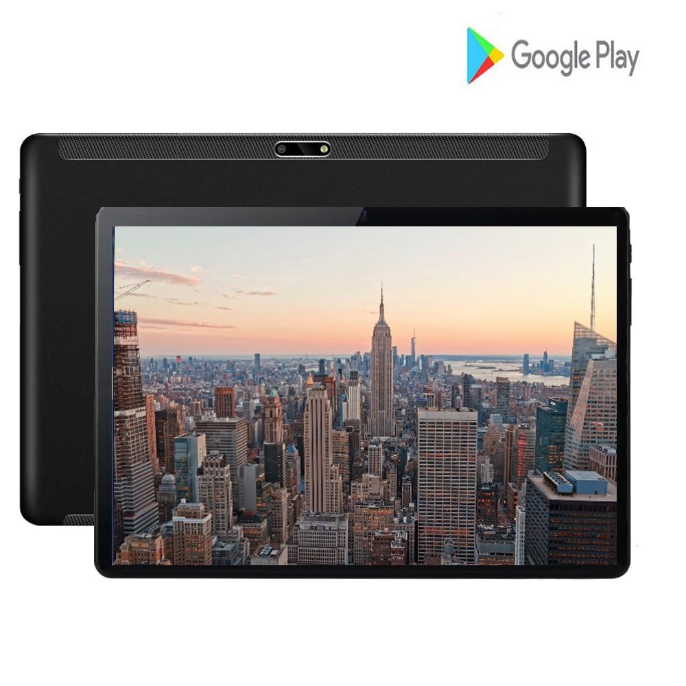 "2020 nueva 10,1 pulgadas tablet PC android 7,0 Quad core RAM 2GB ROM 32GB 3G teléfono inteligente android 7,0 WiFi GPS tabletas 10 ""+ regalo"