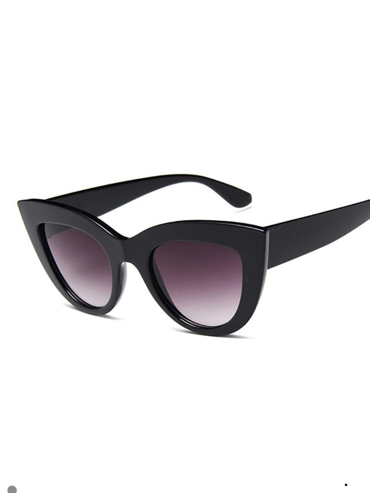 Luxury Brand Sunglasses WomenDesigner Retro Alloy Frame Big Sun Glasses Vintage Male sunglass UV400