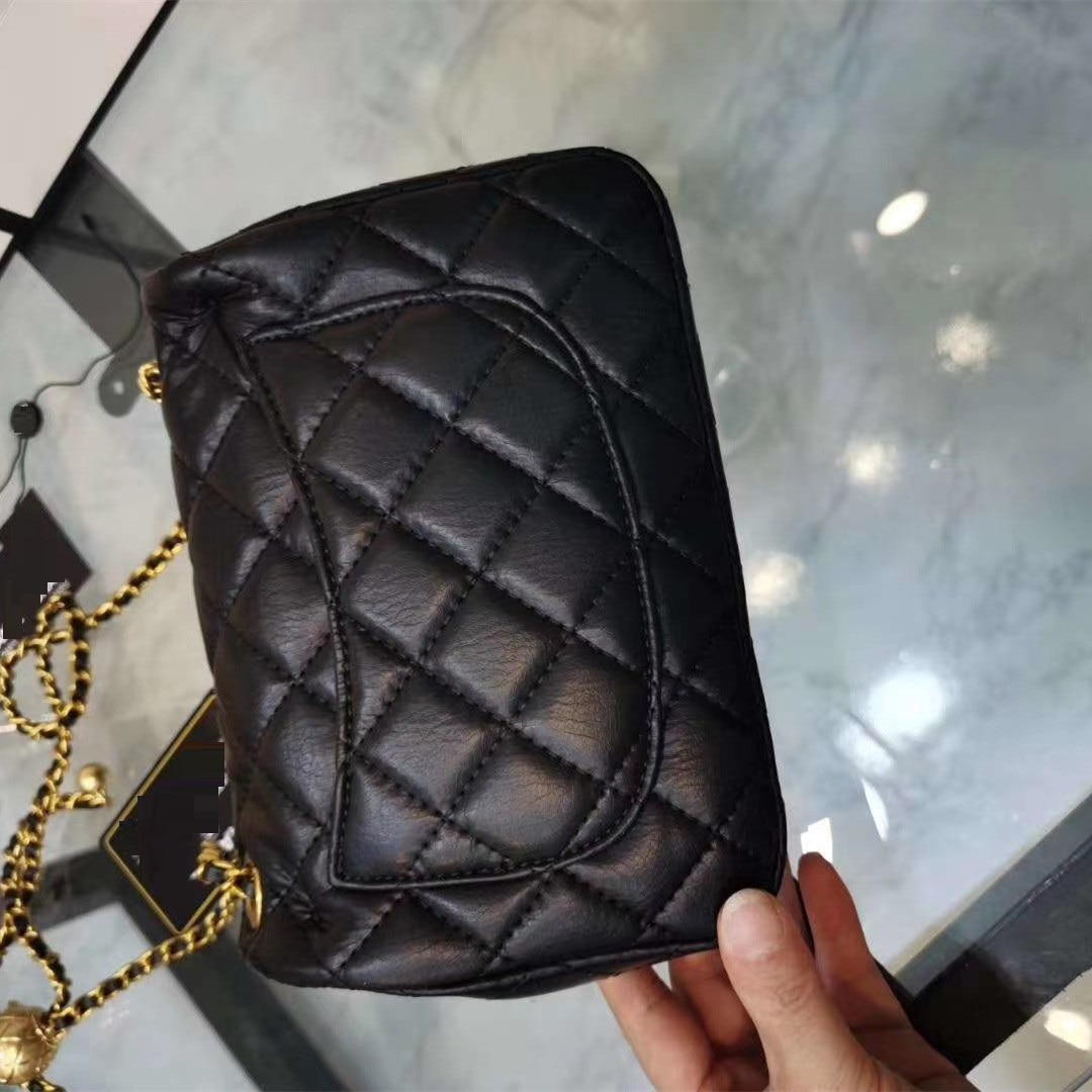 Women's New Luxury Designer Diamond Lattice Vintage Wax & Oil Leather Shoulder Bag Chain Flap Crossbody Bag Handbag Office Daily women s luxury designer elegant pu classic quilted vintage shoulder bag chain flap crossbody bag handbag office daily fashion