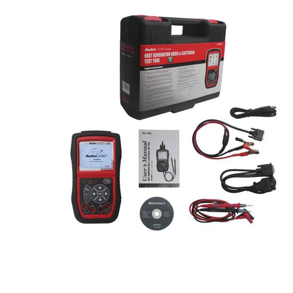 Autel AutoLink AL539b OBD2 Code Reader and Electrical Test Tool Auto Diagnostic Tool Autel AL539B