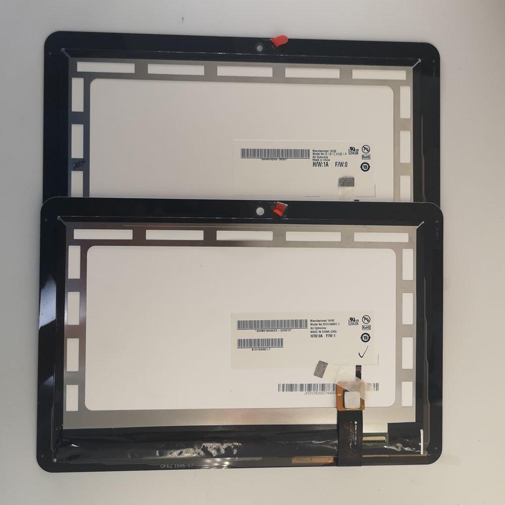 Polegada para Acer Tela de Toque Conjunto do Computador Iconia 1280×800 B101ean01.5 Display Lcd Matriz Digitador Tablet 10.1 A3-a20 a3 A20