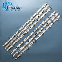 LED Backlight strip 12 Lamp for UN50TU8200 JL.D500C1330-408AL-M_V02 408AR-M_V02 BN96-50317A 50318A V0T7-500SMA-R0 500SMB-R1