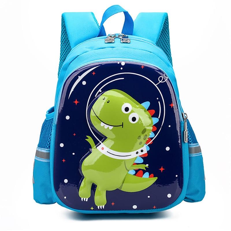 Школьные ранцы для мальчиков Детский рюкзак для девочек, Водонепроницаемый Школьный рюкзак для детей и студентов, милый школьный рюкзак с м...