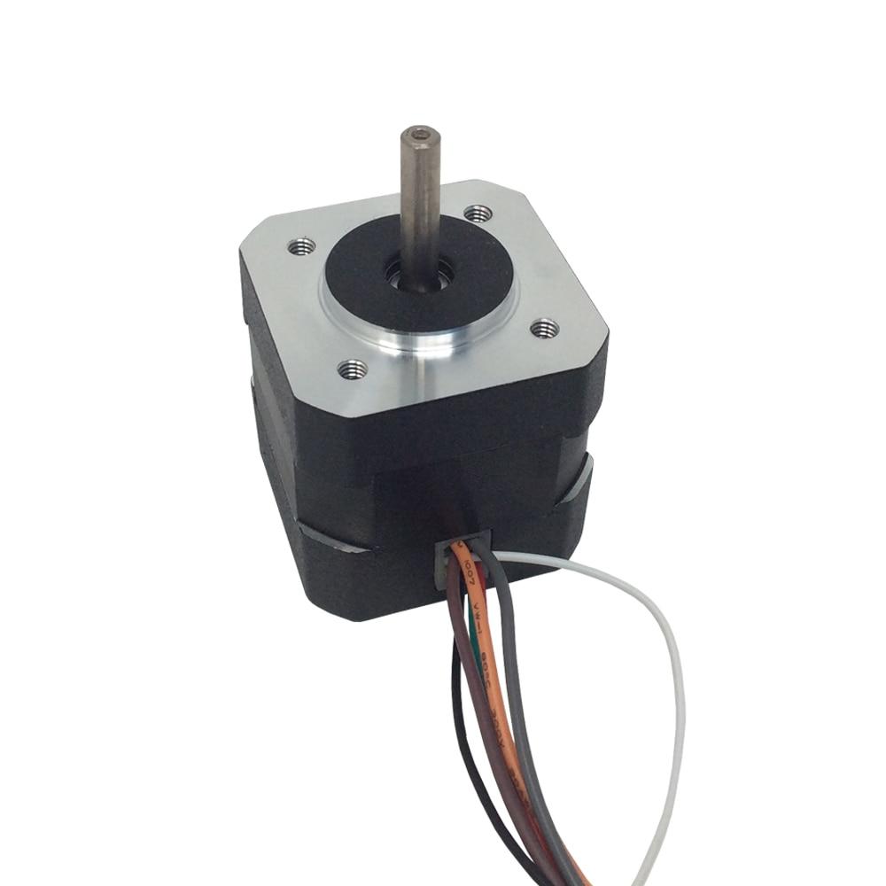 Motor eléctrico sin escobillas BLDC, DC 24V, diámetro 42mm, 42BLS01, 4000/5000rpm, alto Torque, Motor BLDC pequeño trifásico sin escobillas de 26/25W