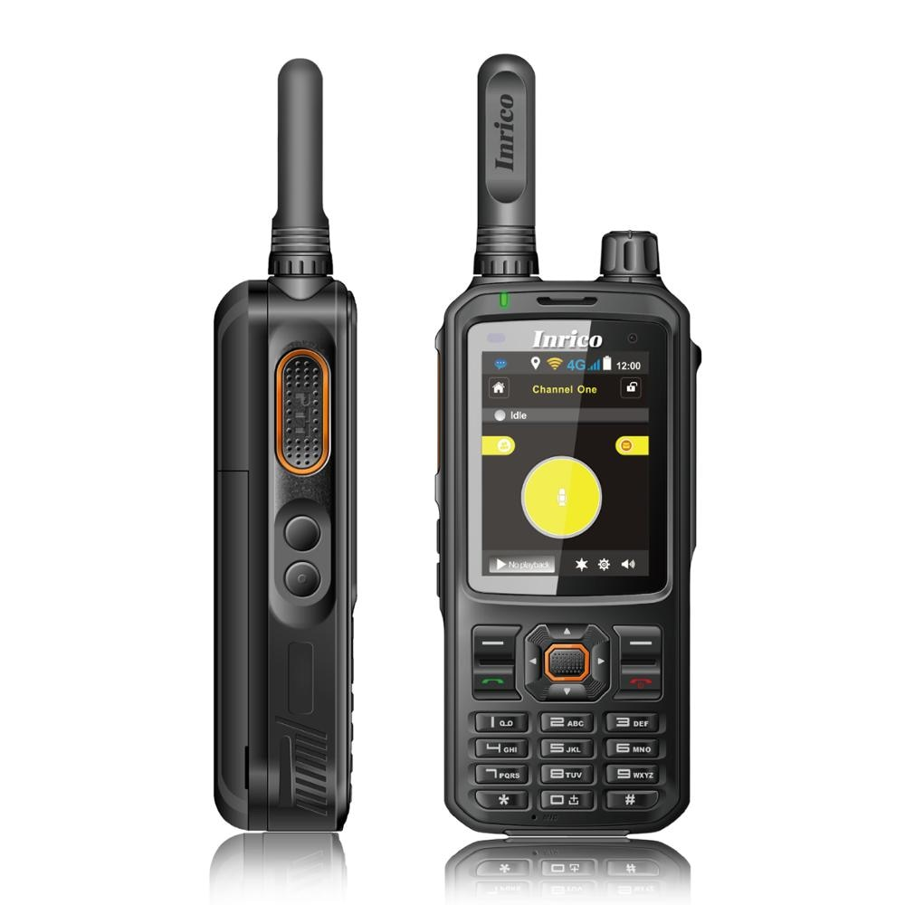 DMR 4G LTE network radio intercom portable transceiver walkie talkie ptt poc DMR UHF VHF