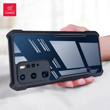 Für Huawei P40 Pro Plus Fall Xundd Airbag Fall Für Huawei P20 Pro P30 P40 Lite Fall Schutzhülle Stoßfest Stoßstange telefon Abdeckung