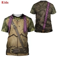 game uniform 3d printed hoodies kids pullover sweatshirt tracksuit jacket t shirts boy girl cosplay apparel 02