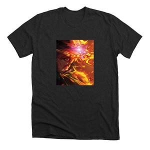 Top Best  футболка anime tanjiro T-Shirt  Demon Slayer Kimetsu No Yaiba Tops Summer Anime Tees Shirt