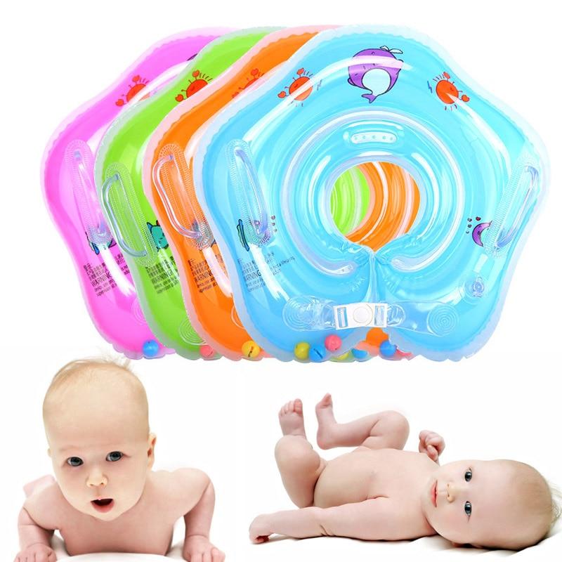 Anillos de natación para bebé, flotador de PVC para piscina con doble cubierta de seguridad, flotante, con mango, SUB venta