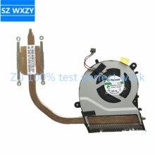 Dorigine Pour ASUS X555 X555L X555LD X555LA X555LP X555LJ X555LF Ordinateur Portable CPU Radiateur Ventilateur 13N0-R9A0302