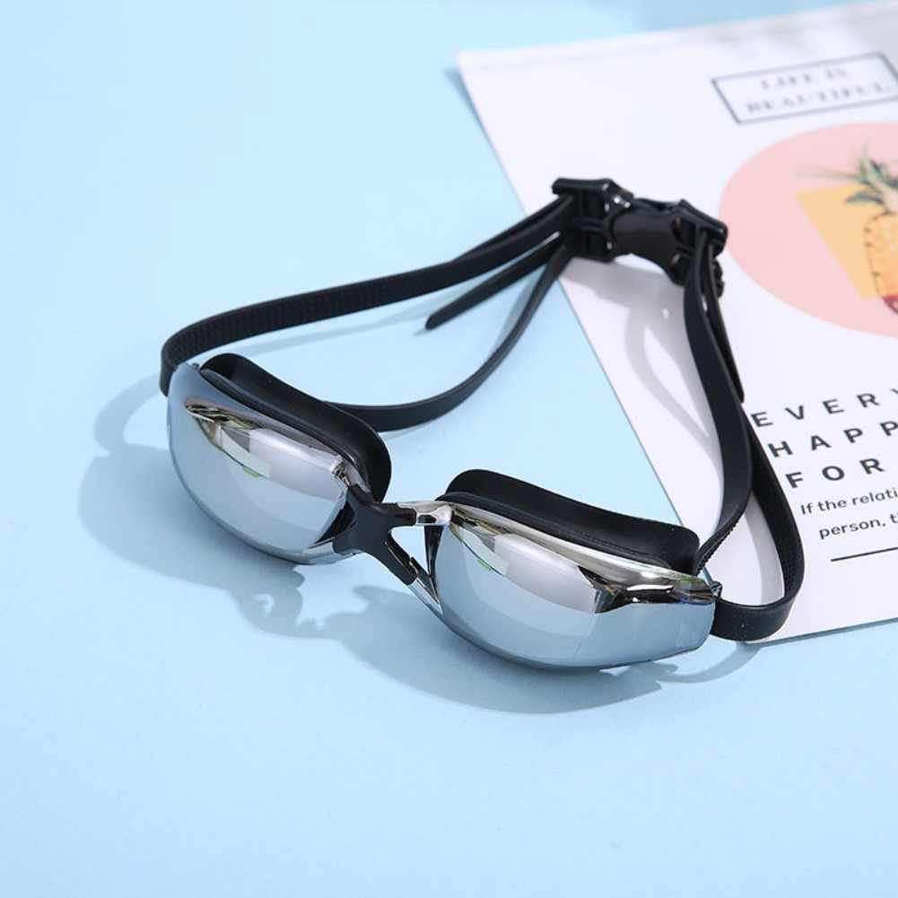 Óculos de Natação Wimming Confortável Silicone Ajustável Prático