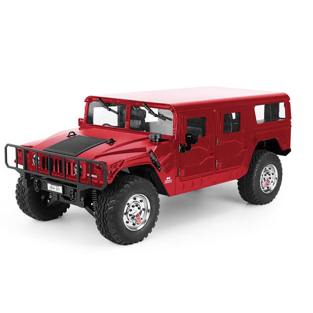 HG P415 Модернизированный светильник звук 1:10 2,4 ГГц 16CH RC автомобиль без Батарея Металлическое шасси Дистанционное Управление автомобили-модельная игрушка для детей