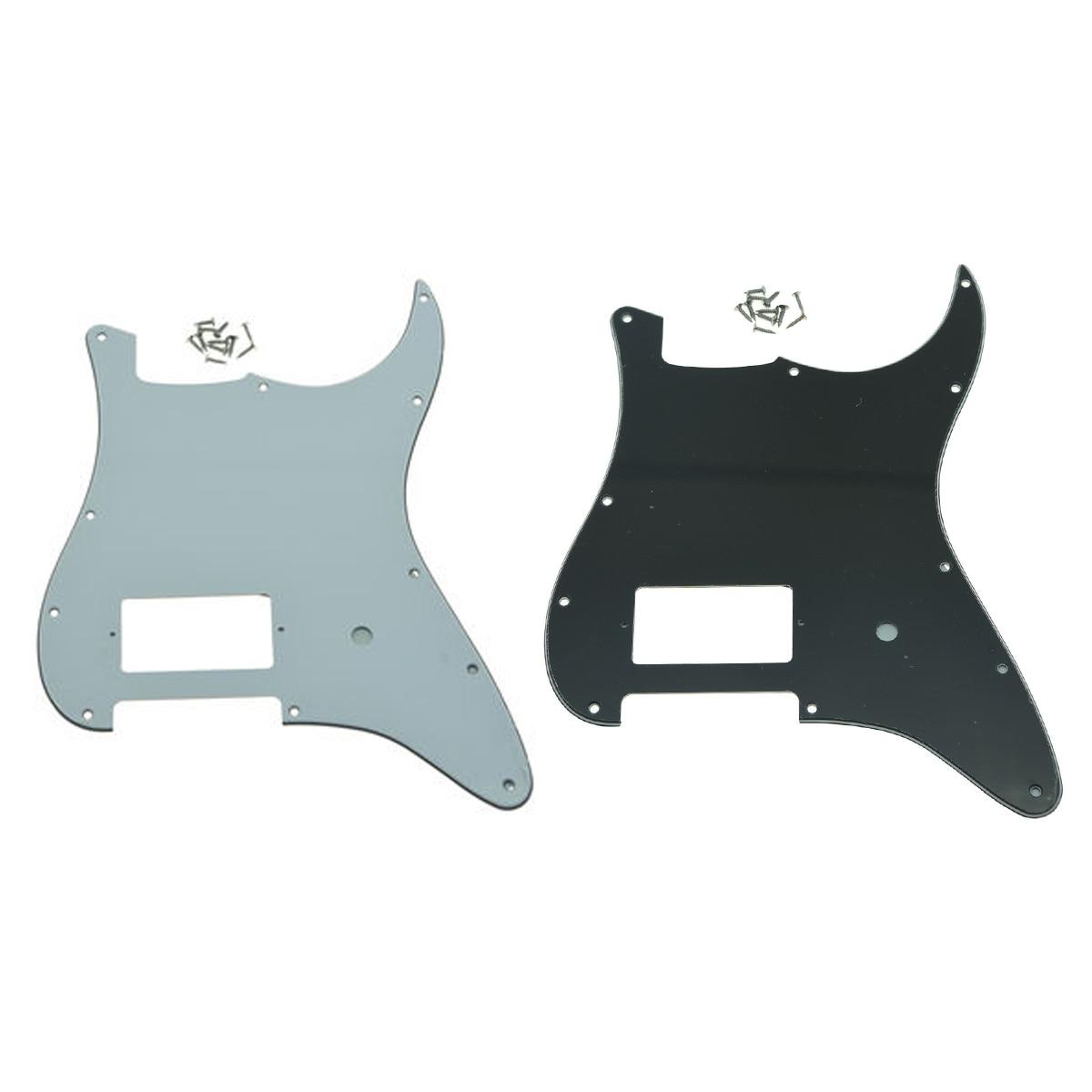 Ohello-golpeador de guitarra ST Strat One Humbucker, placa rascadora compatible con guardabarros...
