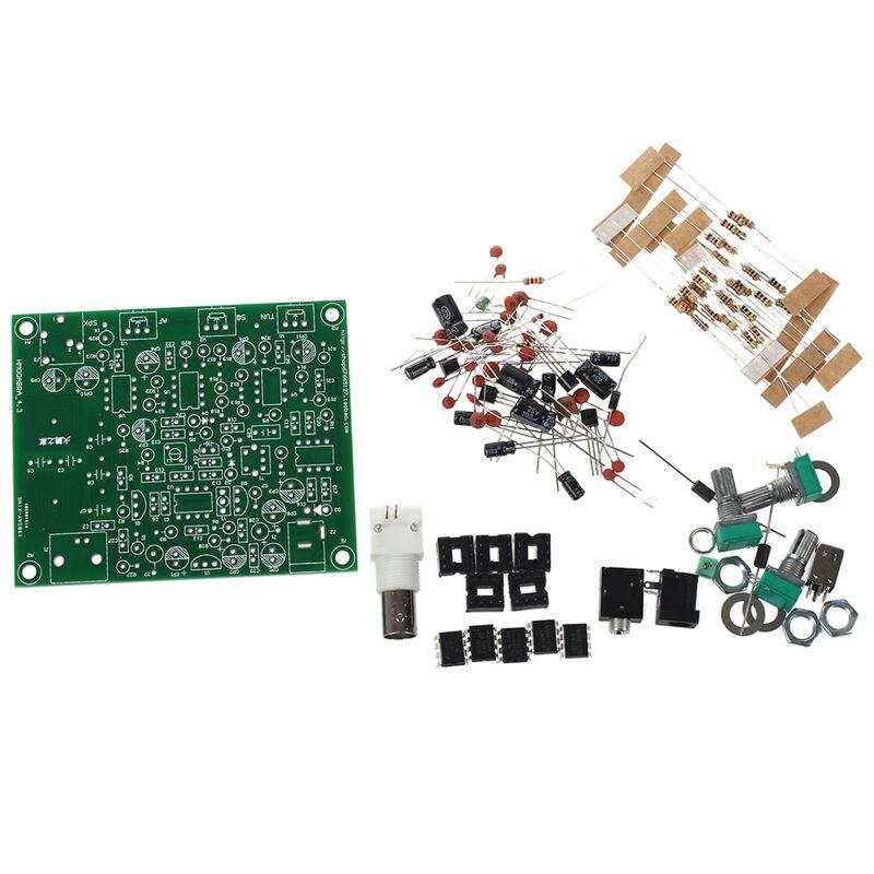 KITs de ABKT-DIY receptor de Radio Airband receptor de banda para aviación, Verde