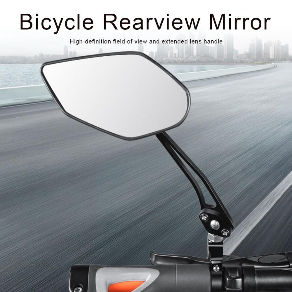 Espejo retrovisor Universal de manillar de bicicleta para bicicleta accesorios de ciclismo MTB