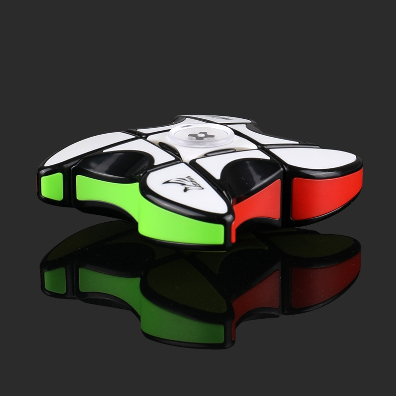 Fidget Spinner Cube 1x3x3 Floppy Cube Puzzle Spinner Anti-Anxiety Fidget Toys for Kids Adults enlarge
