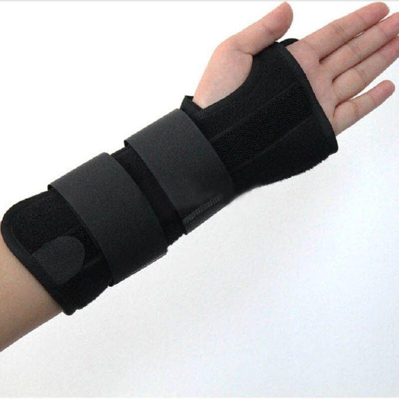 Muñequera para ejercicios de entrenamiento, vendas envolventes para muñeca, correa para la mano, protege la mano izquierda, herramienta de alta calidad P15