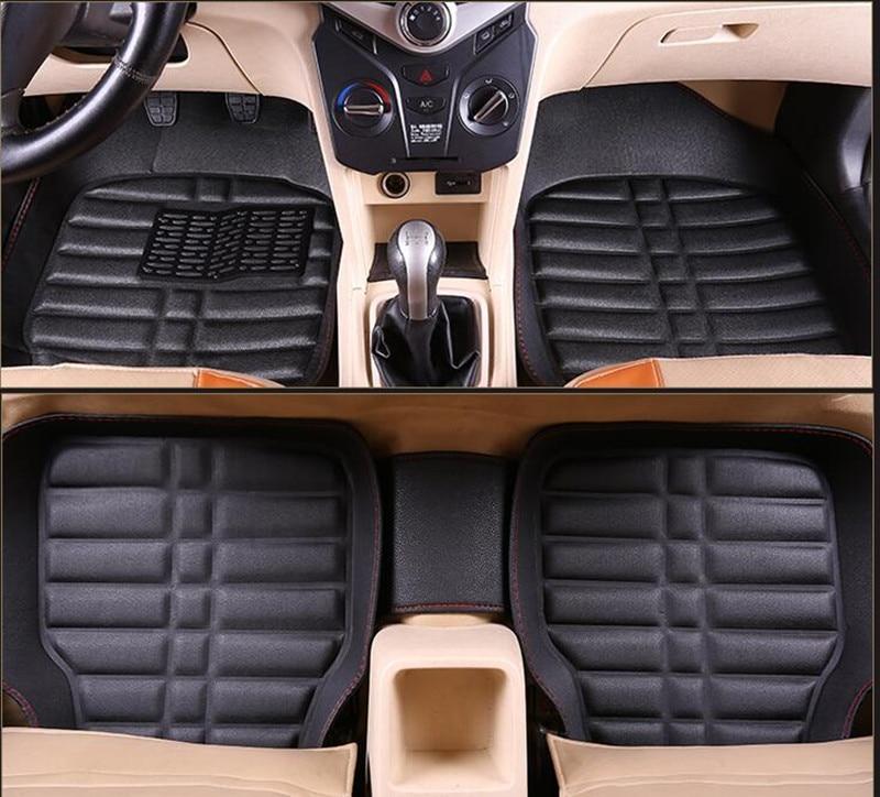 car accessories waterproof car-styling car carpet car floor mat For jaguar xf xj F-PACE XJL F-TYPE XK XFL XEL