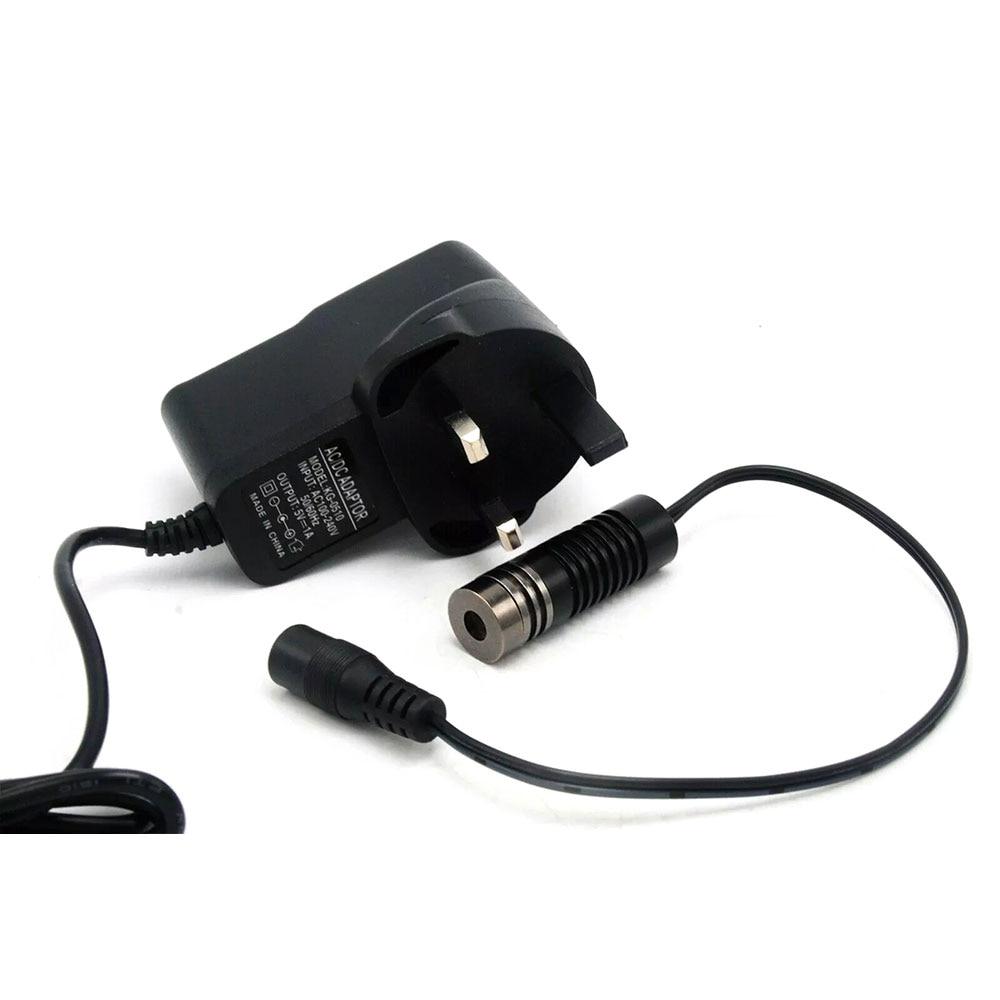 650 нм 250 мВт 3V-5V точка красный лазер диод модуль 14,5x45 мм фокус точка головка w% 2F 5V питание адаптер +% 26 Локатор держатель