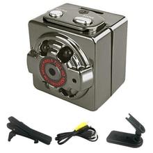 SQ8 petit caméscope 720P / 1080P haute définition Vision nocturne enregistreur vidéo Portable sport DV Mini caméra Support 32G TF carte