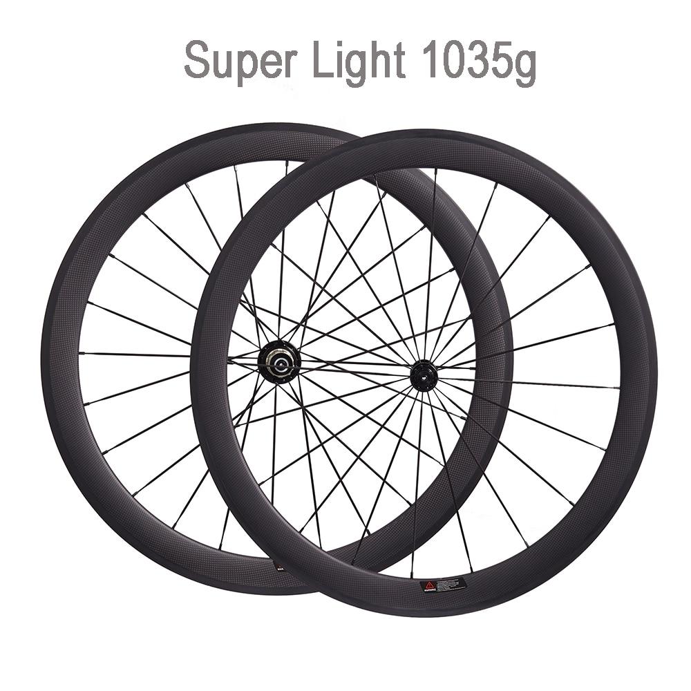 الترا ضوء 1035 جرام 23 ملليمتر العرض 24 ملليمتر 38 ملليمتر 50 ملليمتر 60 ملليمتر 88 ملليمتر الفاصلة أو أنبوبي عجلات الكربون الطريق الدراجة الطريق R13 + ...