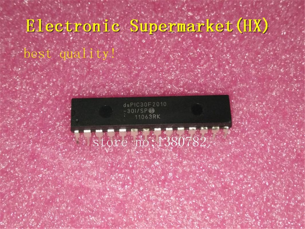 شحن مجاني 10 قطعة/السلع DSPIC30F2010-30I/SP DSPIC30F2010 DIP-28 جديد الأصلي IC في الأسهم!