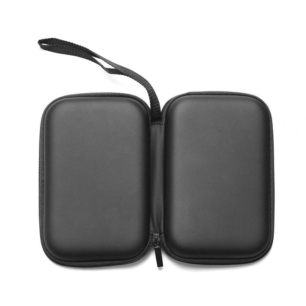 Чехол для наушников, сетчатый карман, защитный чехол, дорожная сумка для хранения, противоударный чехол для переноски, EVA зарядный кабель, за...