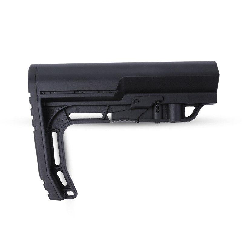 Acción táctica misión Rifle M4 stock Jinming Mil táctico MF después del cuidado de la espalda minimalista misión Stock bola de Gel