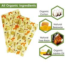 Dreamburgh couvercle demballage en Silicone réutilisable   100*33cm scellé pour conserver les aliments frais, enveloppements alimentaires extensibles, tissu en cire dabeille, outils de cuisine