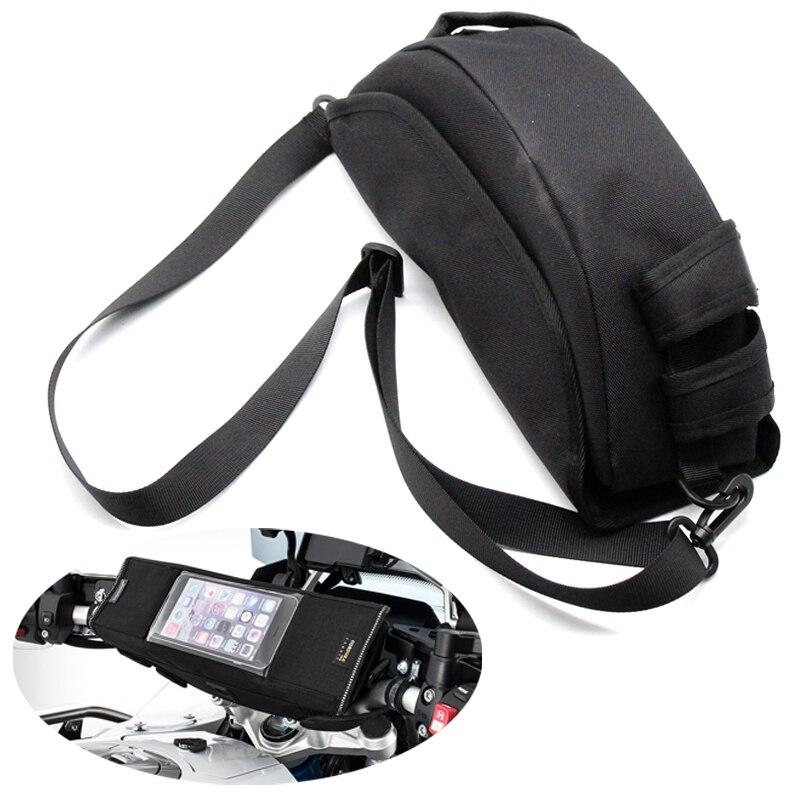 حقيبة مقود دراجة نارية دوكاتي Multistrada 1260 ، Multistrada 1200 ، Multistrada 950 ، خزان مغناطيسي ، سرج دراجة ، شاشة GPS