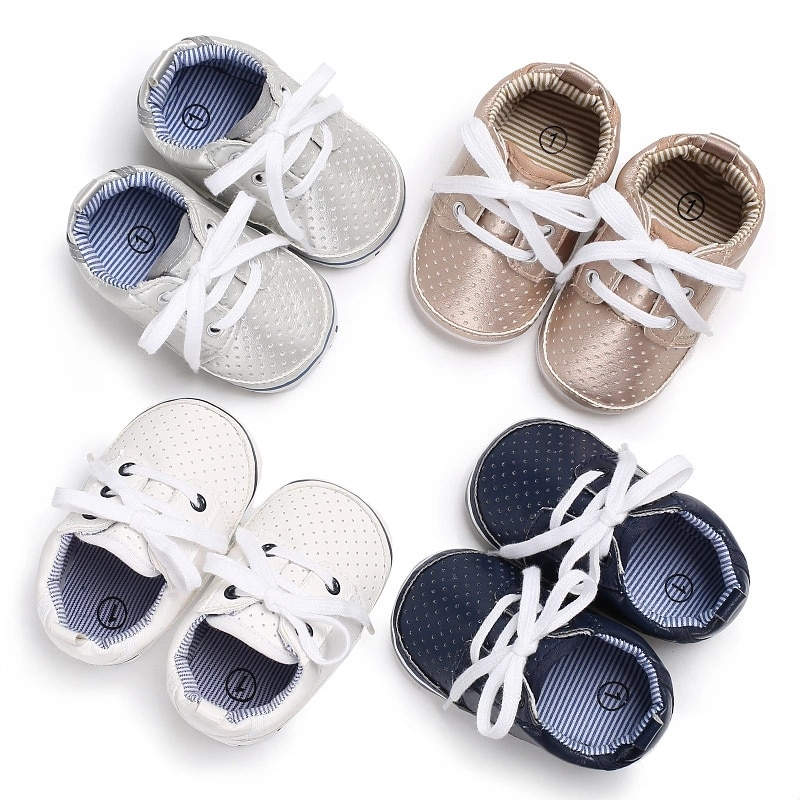 2020 Baby Shoes Soft Sole  Baby Girl Boy Shoes  Casual First Walker Baby Girl Shoes