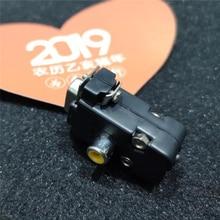 Duniversal Audio Adaptateur Dentrée pour Logitech Z-5500 Subwoofer Récepteur Subwoofer Adaptateur Kit de Mise À Niveau