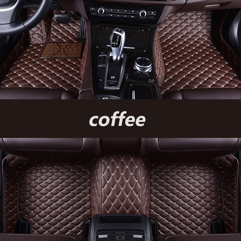 Kalaisike الحصير سيارة مخصصة لكزس جميع نماذج ES IS-C هو LS RX NX GS CT GX LX570 RX350 LX RC RX300 LX470 السيارات التصميم
