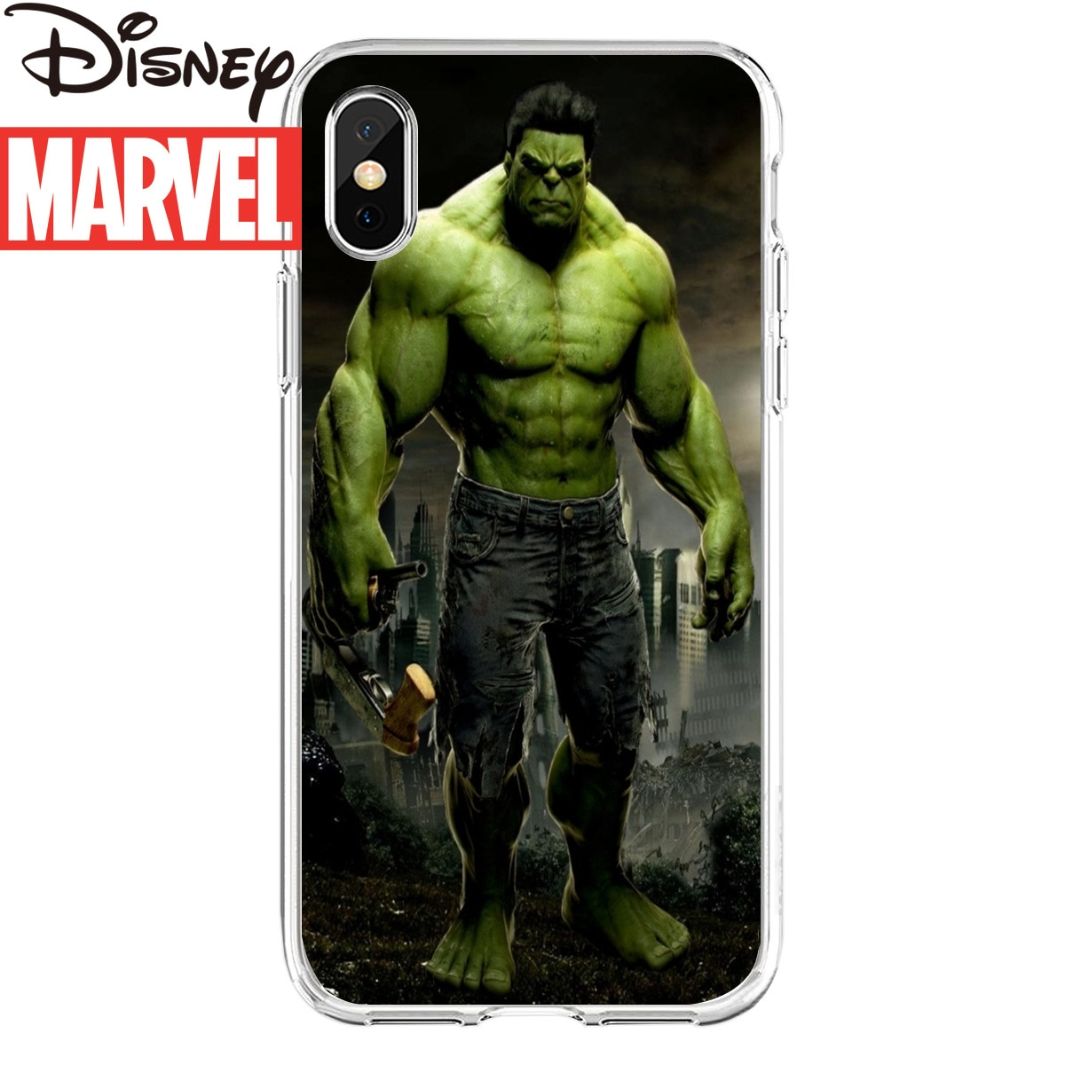 Disney Is Suitable for IPhone12 Marvel Avengers Phone Case Captain America Phone Case Iphone 11 Phone Cases Iphone Xr Case  - buy with discount