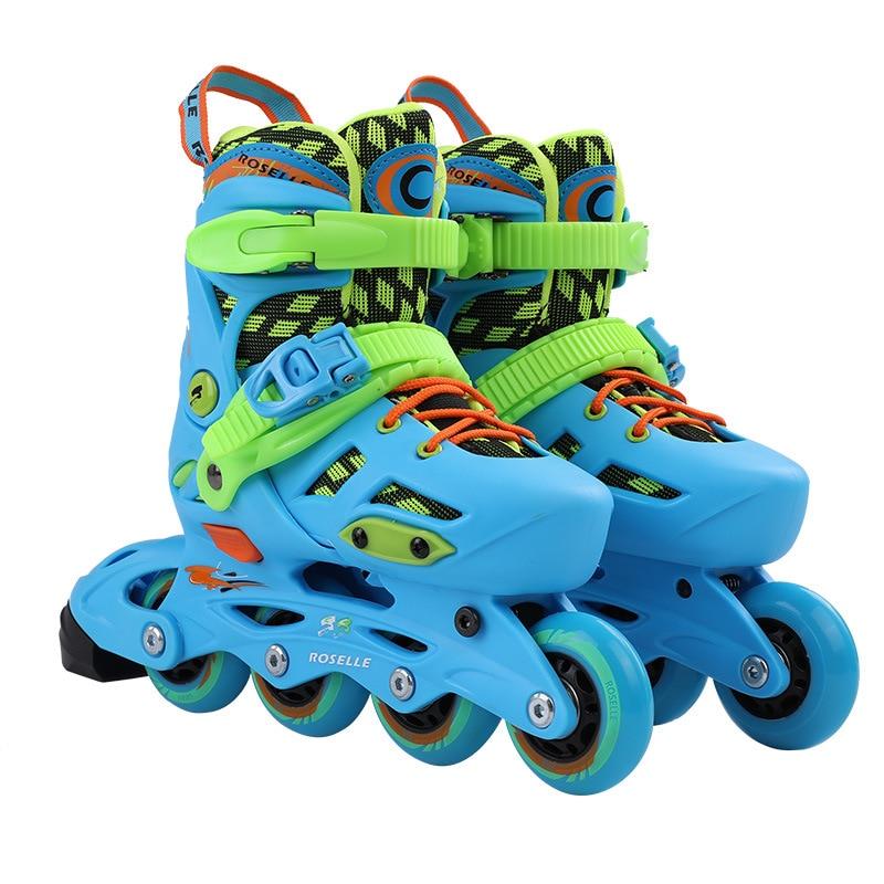 2021 регулируемые роликовые коньки детские роликовые коньки, профессиональные роликовые коньки, кроссовки, Детские уличные коньки, спортивн...