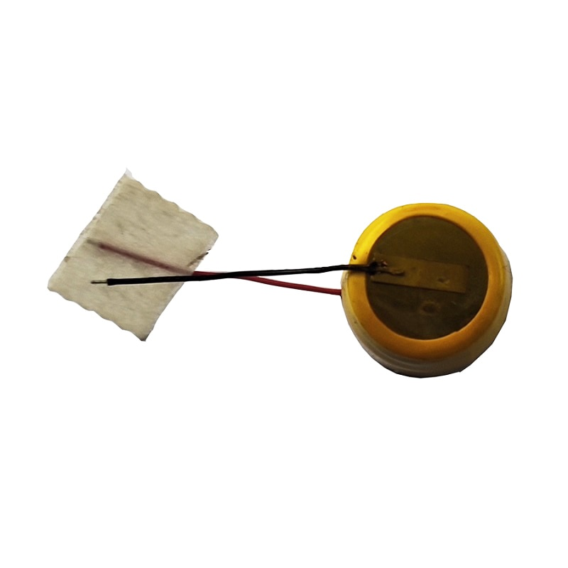 New Battery For Bang & Olufsen BeoPlay H5 Accumulator 3.7V 55mAh Li-ion Replacement Batterie 2-wire enlarge