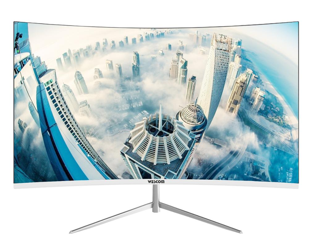 "24 polegadas 1920x1080 p lcd tft/lcd que dobra o monitor pc 75 hz hd jogos/monitor q24 ""tela de trabalho c2463 vga/hdmi interface"