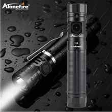 Alonefire S3 Mini Portable lanterns Working Inspection Torches LED Multifunction Maintenance flashlight Magnetic Base Torch Outd