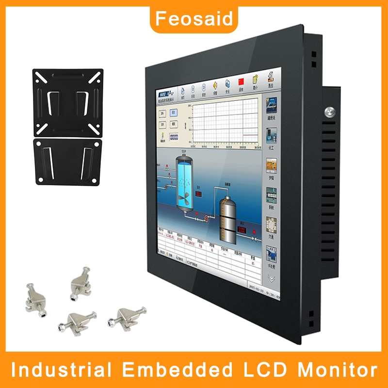 Feosaid 21.5 inch Industrial computer 22