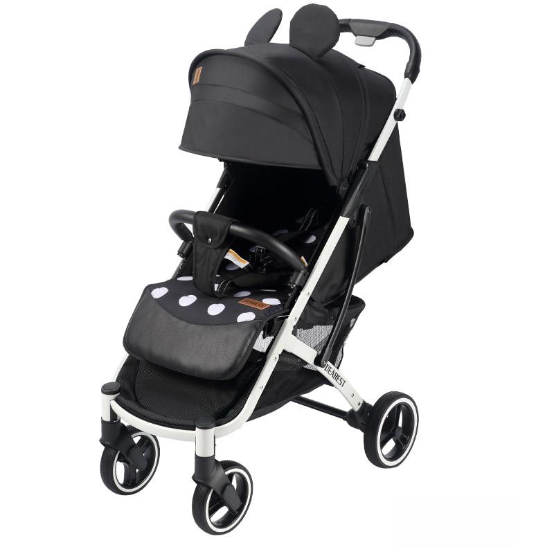Dearest818 plus New 2021, high Terrain Baby Stroller, Double-sided, Free shipping in four seasons