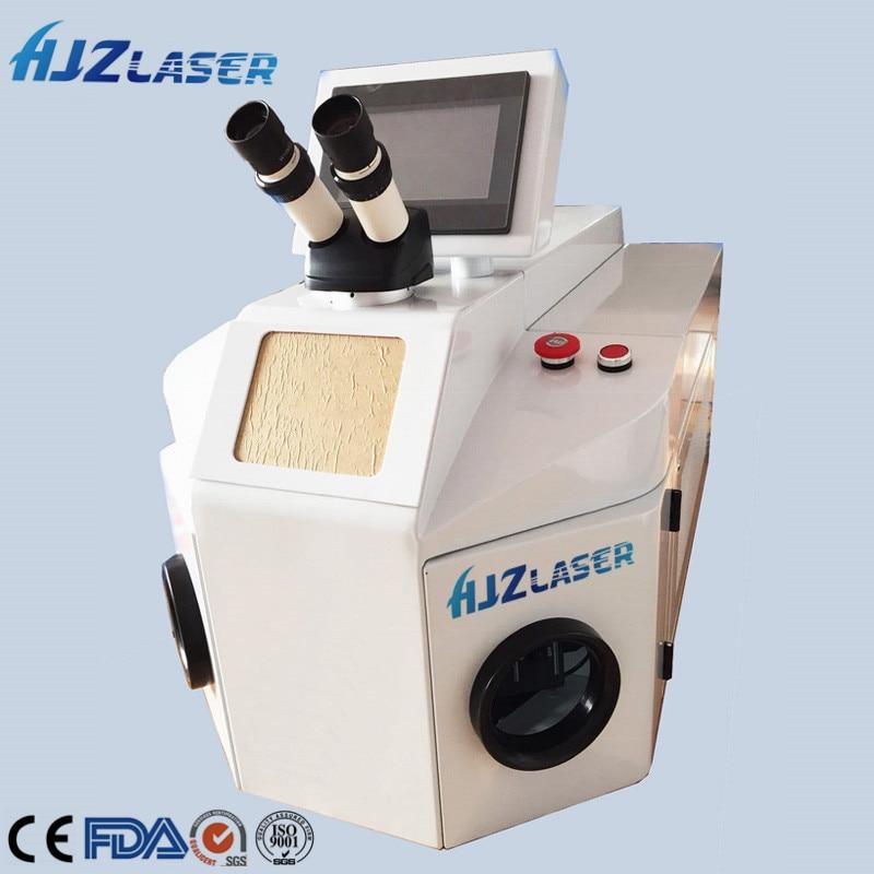 YAG Laser Spot welding machine Laser Welding Pulse Argon Arc Welder Jewelry Spot Welder