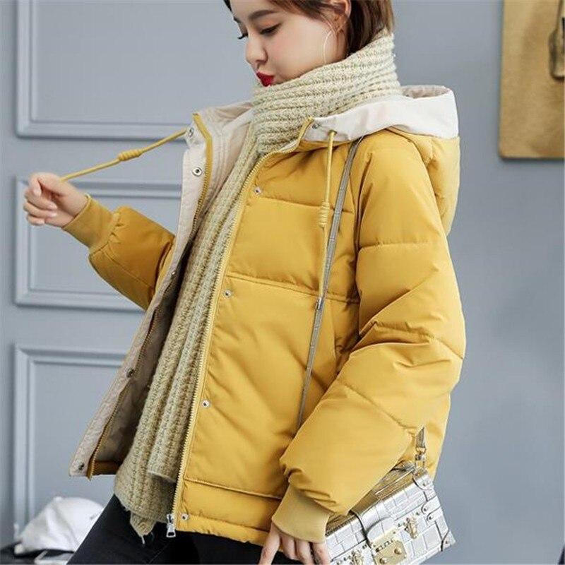 Abrigo de invierno de talla grande para Mujer, chaqueta de invierno