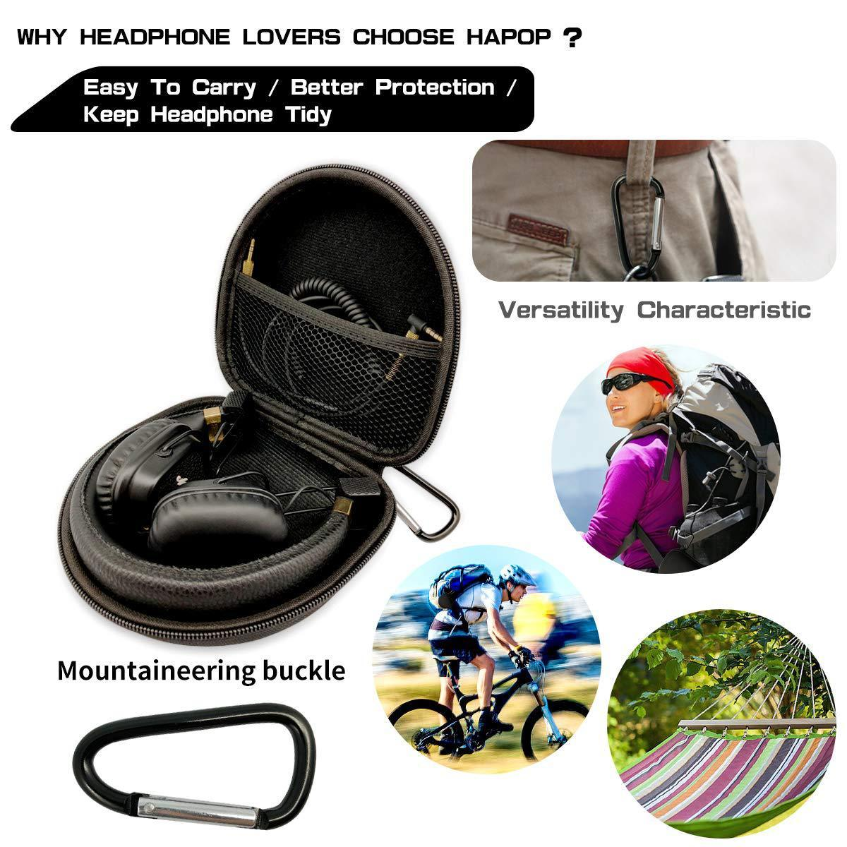 Easy Carry Major III Bluetooth Earphone For Marshall Backpacks Bag Wireless Headphone Hifi Earbuds With Protective Case enlarge
