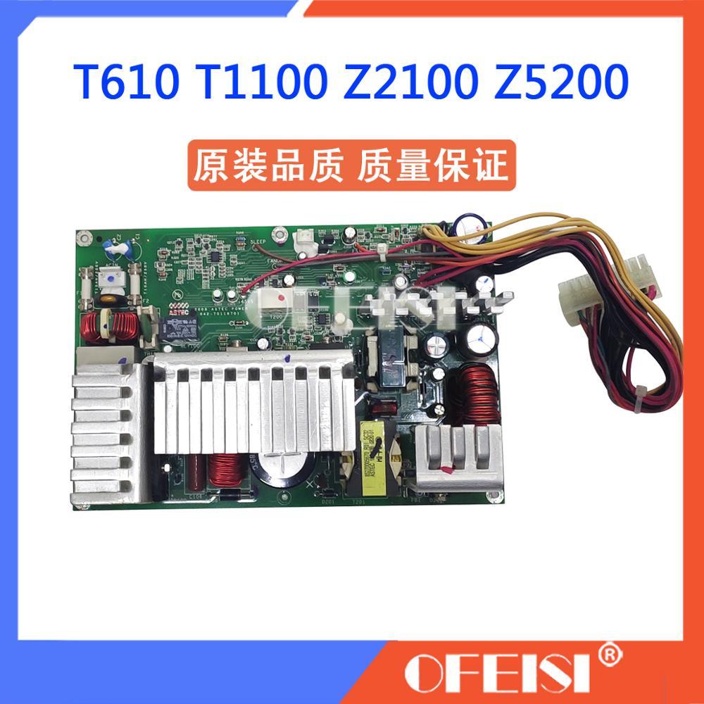 Q6677-67012 Q5669-60693 para DesignJet T610 T1100 Z2100 Z3100PS Placa de alimentación de tinta piezas de la impresora Plotter placa de potencia