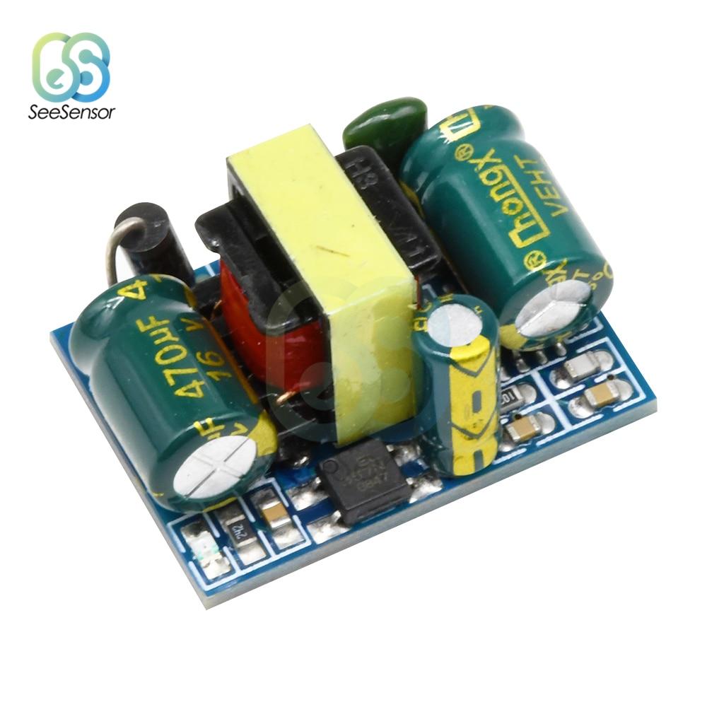 AC-DC-convertidor Buck de precisión de 5V, 700mA, 12V, 400mA, 3,3 V, 3,5 W, CA de 220V a 5V CC, módulo de fuente de alimentación de transformador reductor