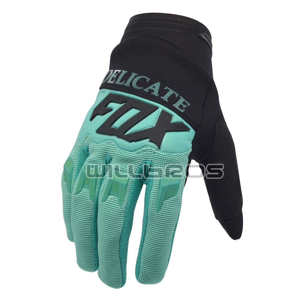 Гоночные перчатки для мотокросса деликатные Перчатки для мотоциклистов, внедорожников, эндуро